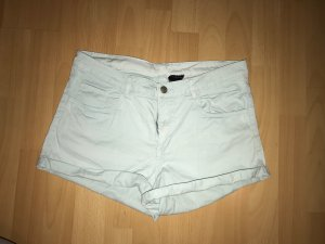 Türkise/ hellblaue Shorts