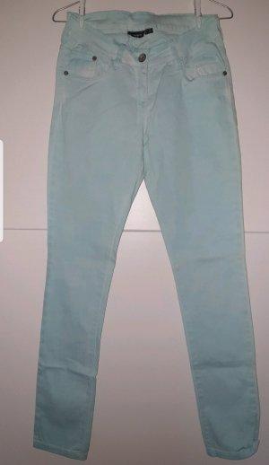Türkise Jeans