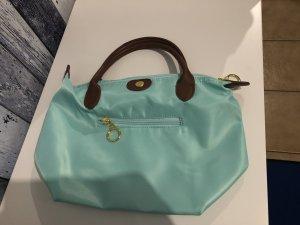 türkise kleine Tasche / Handtasche von Clockhouse