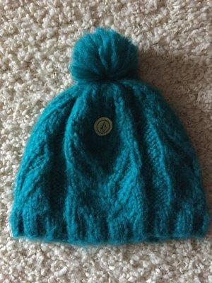 Türkise Mütze von Volcom