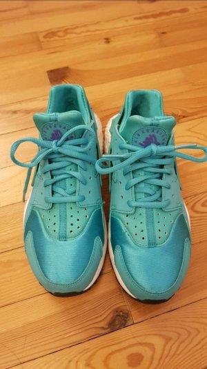Türkise Nike Huarache 38,5