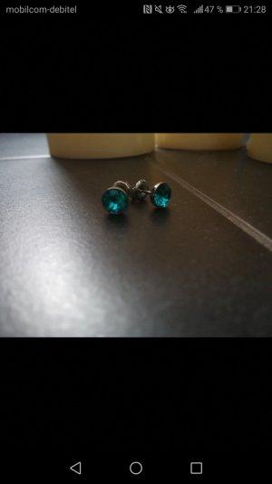 Schmuckrausch Ear stud multicolored