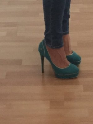 Blink High Heels turquoise