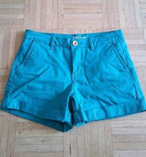 Türkise Shorts Tristan