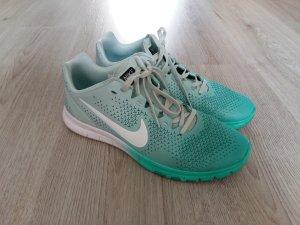 Türkise Sneaker Nike