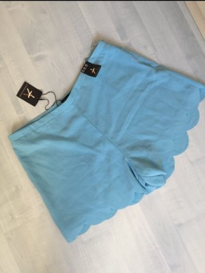 Shorts azzurro-turchese