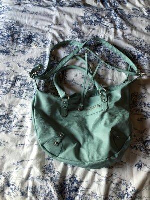 Türkise Tasche von H&M