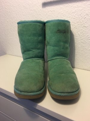 Türkise UGG Boots