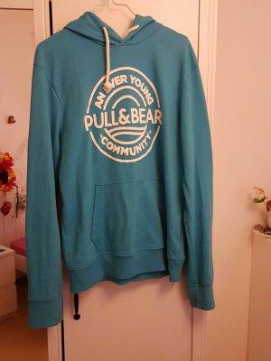türkiser Kapuze Pullover hoodie