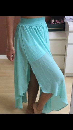 Maxi Skirt light blue-baby blue