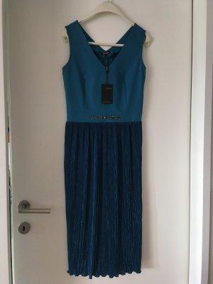 Türkises, festliches Kleid der Marke Jones Gr. 34