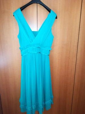 Türkises Kleid für viele Anlässe