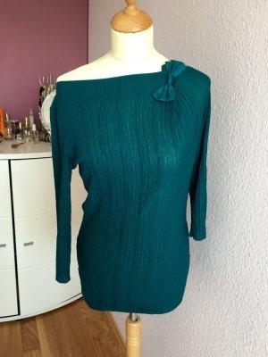 Türkises-petrol Kleid / oder auch Oberteil