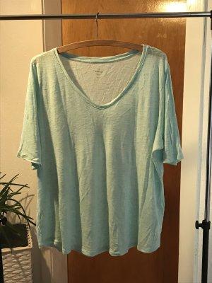 C&A Camisa con cuello V multicolor tejido mezclado