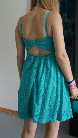 Türkises Sommer Kleid