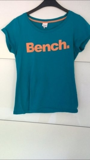 Türkises t-Shirt von bench