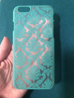 Mobile Phone Case cadet blue-turquoise