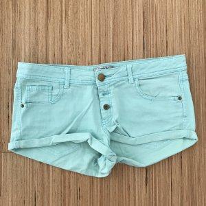 Pimkie Short en jean turquoise