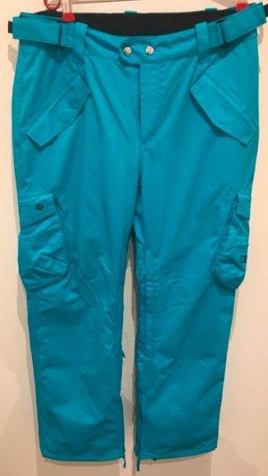 Nikita Snow Pants neon blue