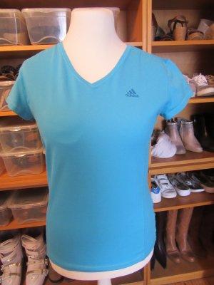 türkisfarbenes Shirt Gr.44