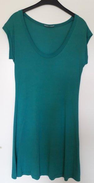 3 Suisses Shirt Dress turquoise viscose