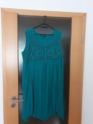 türkisfarbenes Sommerkleid von Ulla Popken