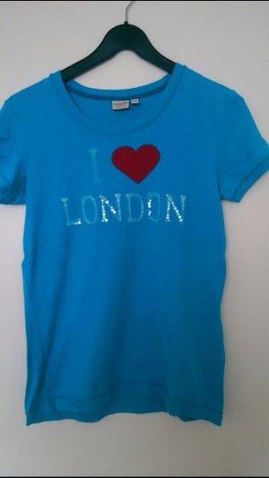 Türkisfarbenes Tshirt von Esprit