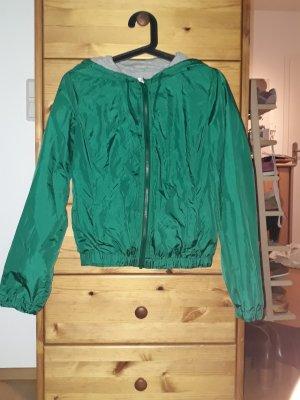 türkisgrüne American Vintage Retro Jacke