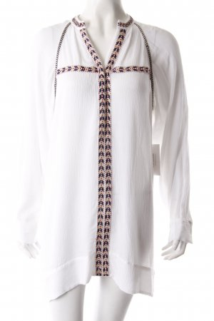Long Blouse multicolored