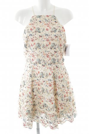 Tularosa Mini vestido estampado floral elegante