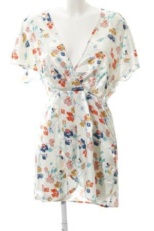 Tularosa Vestido tipo túnica estampado floral look casual