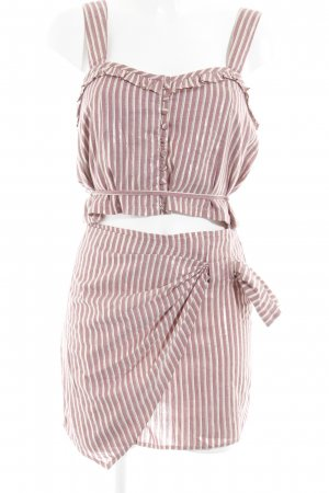 Tularosa Woven Twin Set striped pattern party style