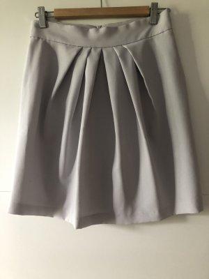 Tulip Skirt light grey