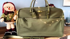 Tumi Weekender Bag multicolored