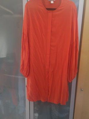 H&M Tuniekblouse donker oranje