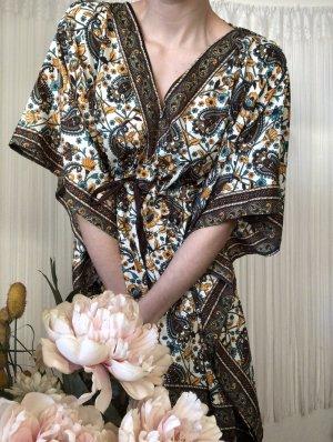 Tunique-blouse multicolore