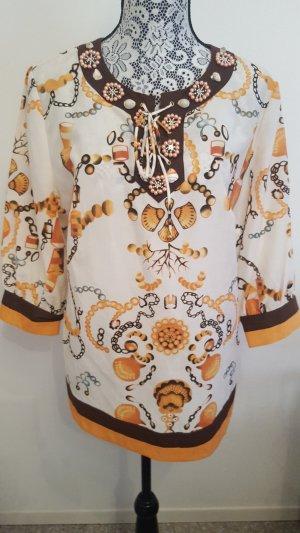 ae elegance Tunic Blouse multicolored
