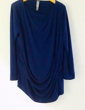 Absolut by Zebra Tunic Blouse dark blue