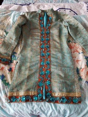 no name Tunique-blouse turquoise