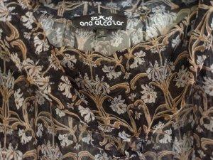 Tunika aus Seide von Ana Alcazar