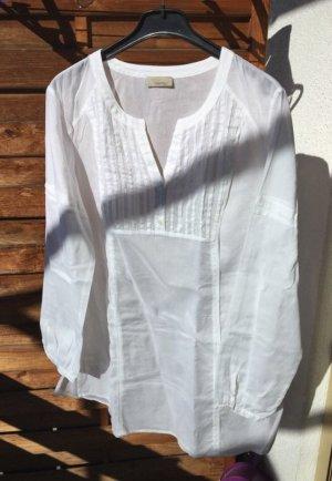 Apriori Blusa de túnica blanco