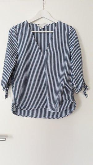 Tunika Bluse H&M Logg Gr.34 gestreift