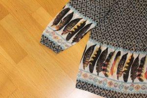 Tunika-Bluse im Afrika-Style