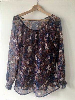 Tunika/Bluse im Blumenmuster von Tom Tailor