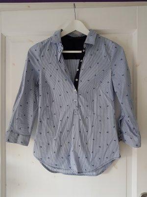 Tunika / Bluse maritim Gr. 36 Zara