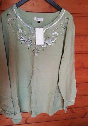 Tunika Bluse von Sally Gr.L Neu mit Etikett