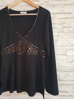 Comma Tunique-blouse noir