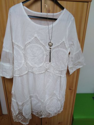 Tunic Dress white