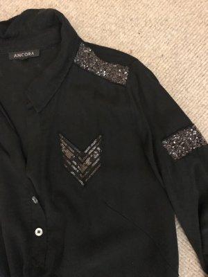 Ancora Tunique-blouse noir