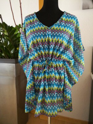 Blue Motion Tunic multicolored polyester